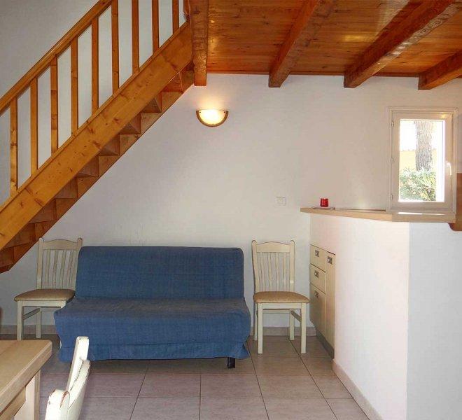 Villa à louer en haute Corse dans la résidence de vacances de Sant ambroggio à Calvi