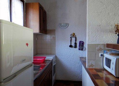 location villa avec cuisine équipé chez Sant ambroggio en haute Corse