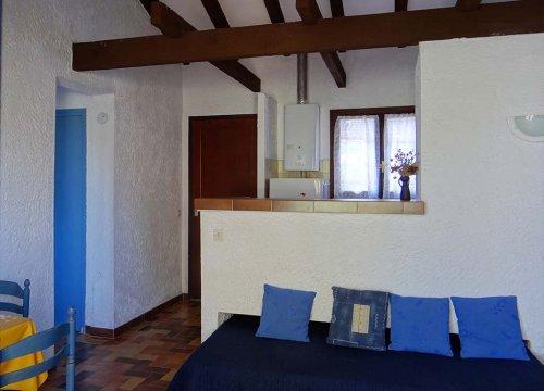 location d'une mini villa en Haute Corse à calvi à la résidence Sant ambroggio