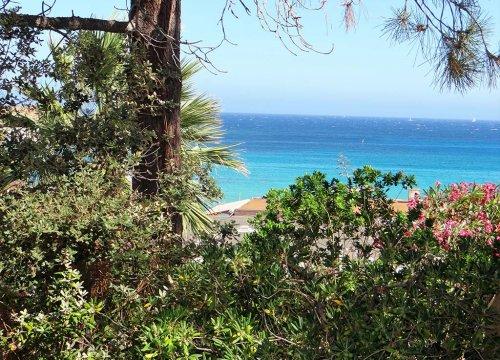 Location mini villa vue sur la mer en Haute Corse à Sant ambroggio