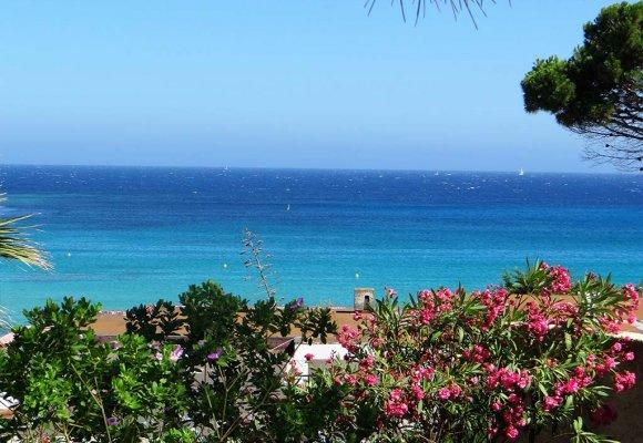 sant-ambroggio résidence de vacances face à la mer en Haute corse